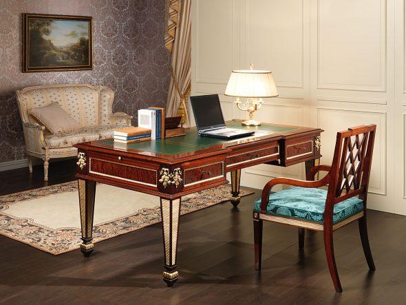 Редкие и качественные материалы для мебели класса люкс
