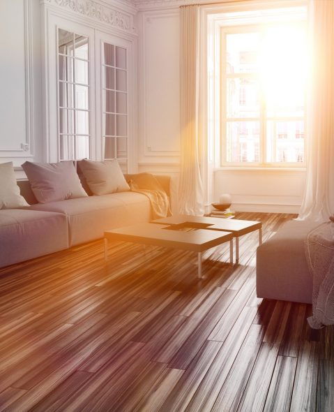 Свет, чистота и уют в доме
