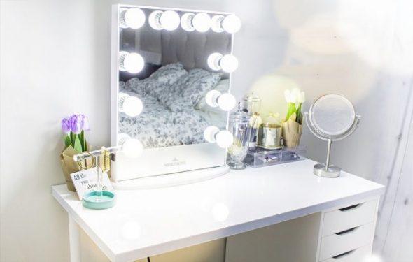 Идеальное зеркальное освещение