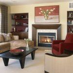 Комфортная и удобная гостиная по фен-шуй