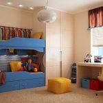 Комната для двоих детей подростков