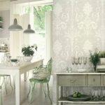 Красивая и уютная кухня