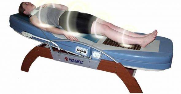 Массажная кровать Нуга Бест для вашего позвоночника