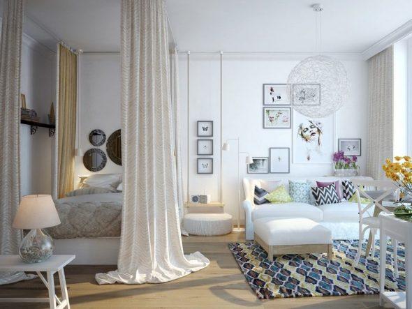 Место для сна и отдыха