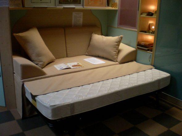 Многофункциональная кровать