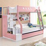 Многофункциональные двухуровневые кровати