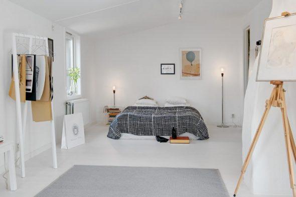Необычные декоративные элементы для спальни
