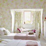 Нежная спальня для девочек