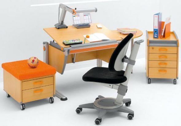 Правильный письменный стол