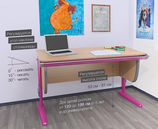 Растущий стол