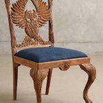 Резные стулья из дерева своими руками