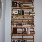Стеллаж для хранения книг и разных мелочей своими руками