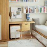 Стильная современная спальня подростка