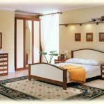 Светлая и теплая спальня по фен-шуй