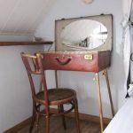Туалетный столик из старого чемодана