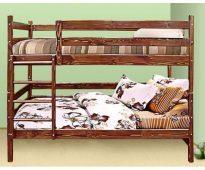 Удобная функциональная двухъярусная кровать