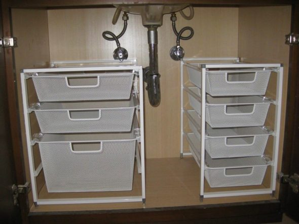 Удобные элементы для хранения