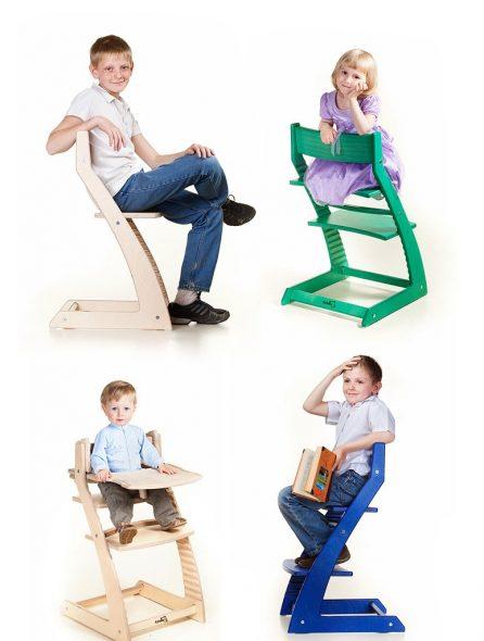 Устойчивый многофункциональный стул
