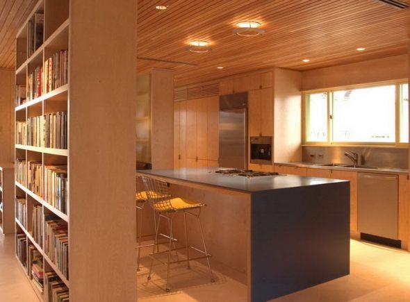 Зонирование комнаты в стилистике интерьера