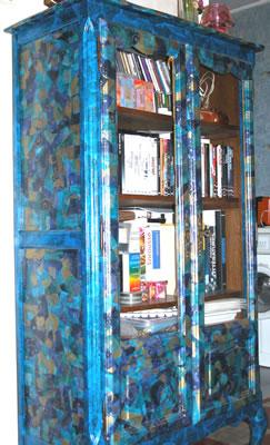 Декопатч - хороший способ для обновления старой мебели