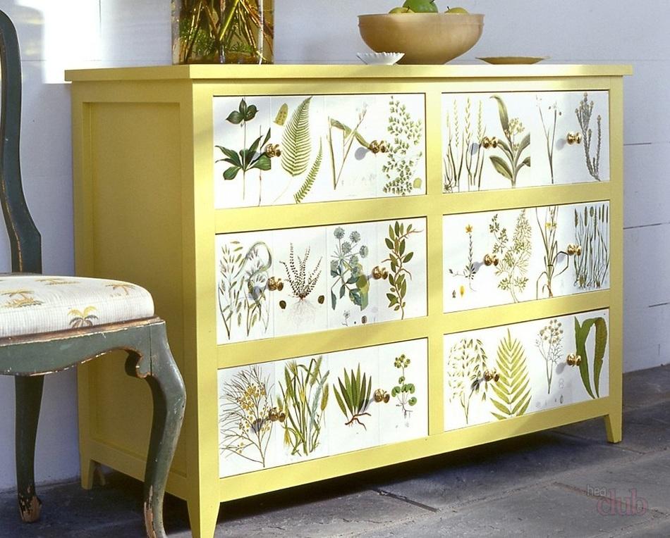 Реставрирование старой мебели своими руками 8