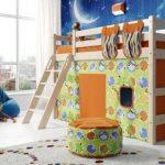 Детская мебель из натурального и экологически чистого массива сосны из серии Соня