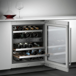 Холодильный встроенный винный шкаф