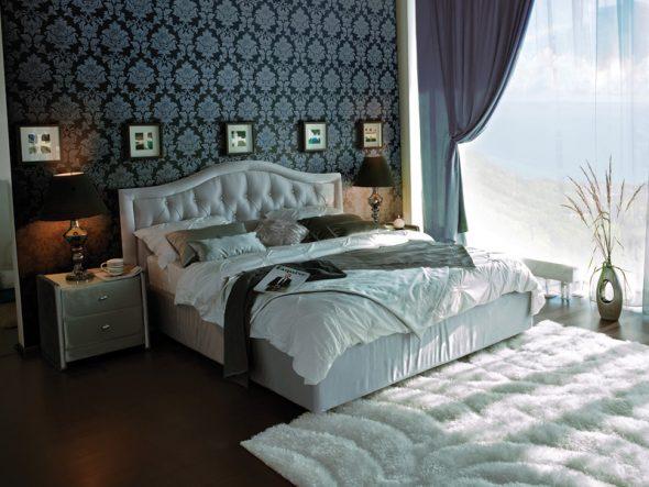 Кровать Carolina