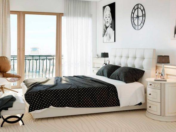 Кровать Россини с подъемным механизмом