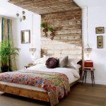 Летающая кровать в деревенском стиле