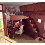 Мебельный комплекс «Индиго-М» создаст комфортные условия для сна, отдыха и развития Вашего ребенка