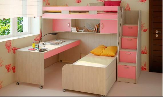 Модельная детская мебель