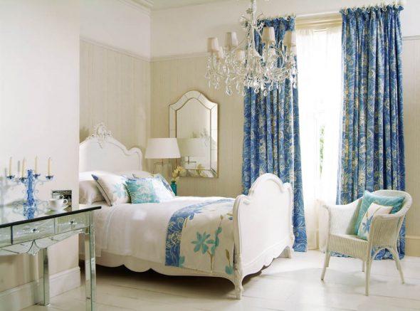 Гармоничная и уютная спальня