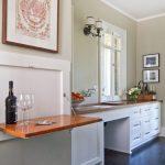 Необычное дизайнерское решение - подвесной стол