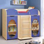 Оригинальная и функциональная мебель для Вашего ребенка