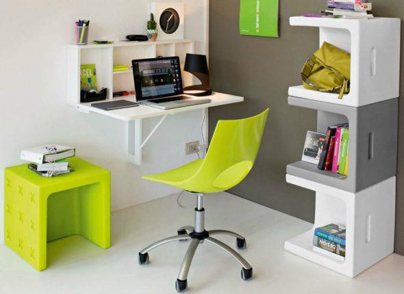 Откидной стол для кабинета