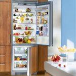 Подбираем специальную модель для того, чтобы встроить холодильник в кухонную мебель
