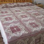 Покрывало для двухспальной кровати