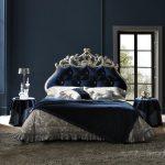 Покрывало с оборкой для традиционной спальни