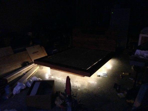 Проверка с подключением огоньков