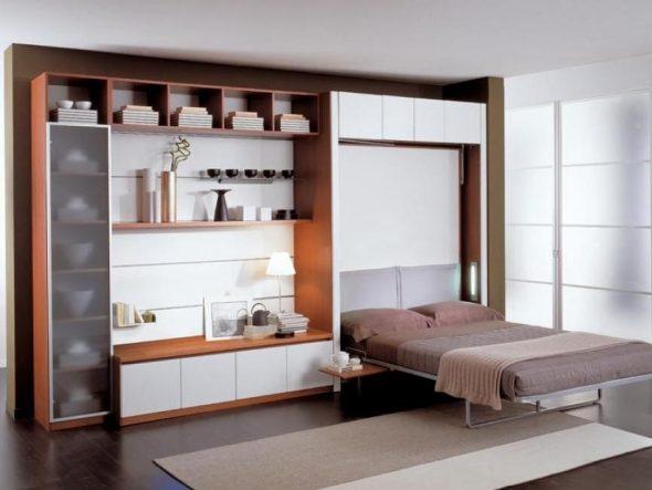Шкаф-кровать в гостиную