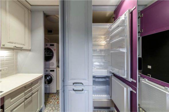 Удобные шкафы-колонны
