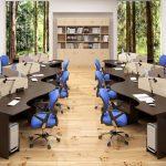 Мебель из ДСП для персонала