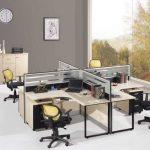 Правила расстановки мебели в офисе