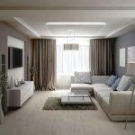 Расставляем мебель в гостиной правильно