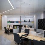 Современнный дизайн офиса
