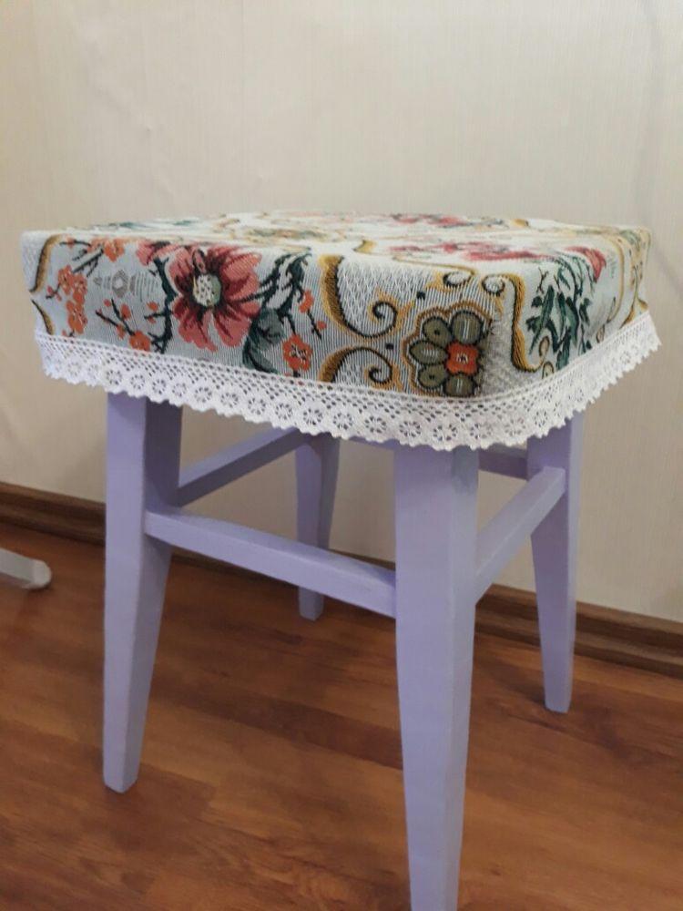 Подушка на кухонный стул своими руками 99