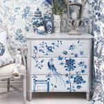 Декорирование белой мебели своими руками