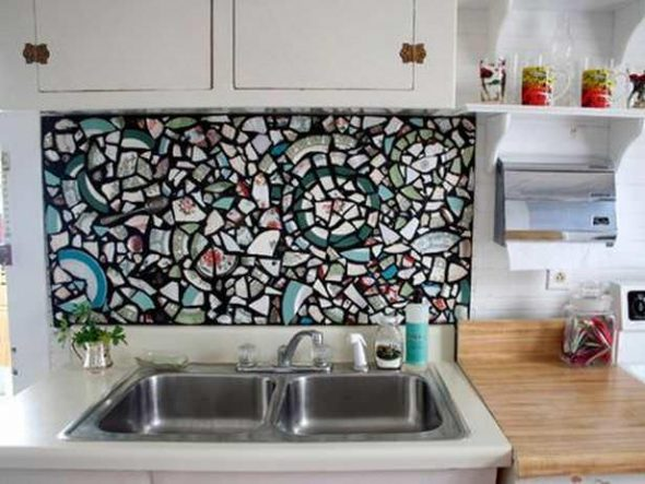 Мозаика для декора