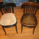 Как отреставрировать старый стул легко и надежно